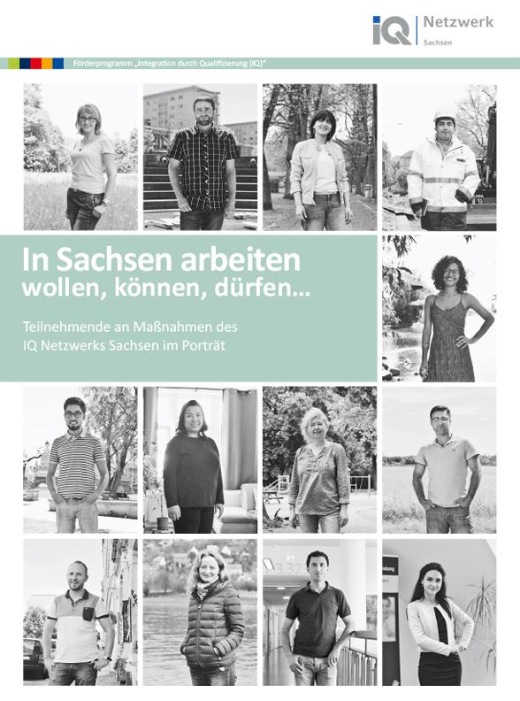 Informationen zur Ausstellung In Sachsen arbeiten, wollen, können, dürfen...