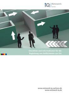 Checkliste für die Begleitung von Flüchtlingen durch Ehrenamtliche vor Ort