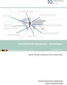 Heft Cover Interkulturelle Kompetenz – Grundlagen