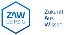 Logo der ZAW - Zentrum für Aus- und Weiterbildung Leipzig GmbH