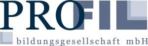 Logo der Profil bildungsgesellschaft mbH